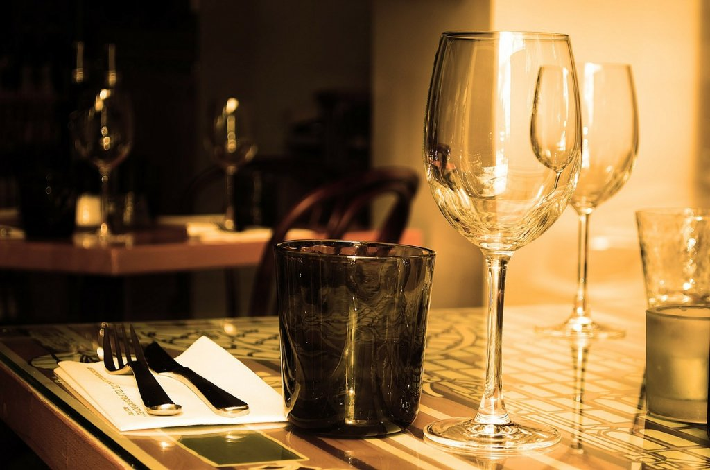 Hotelowa restauracja