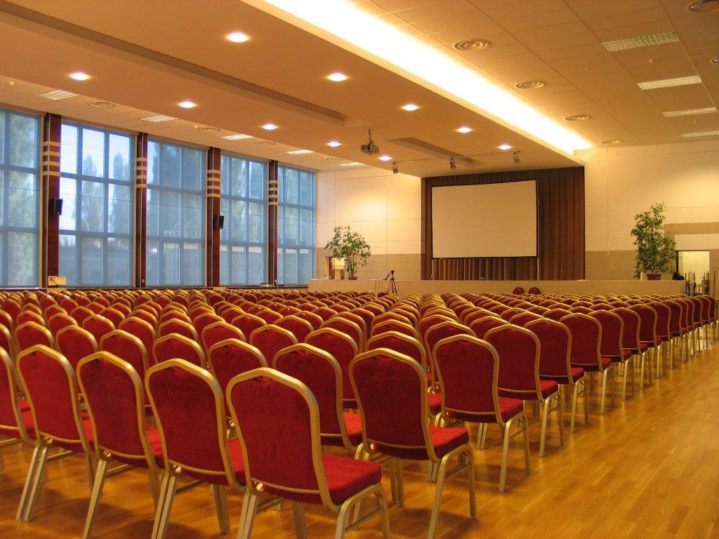 Układ sali konferencyjnej a rodzaj imprezy