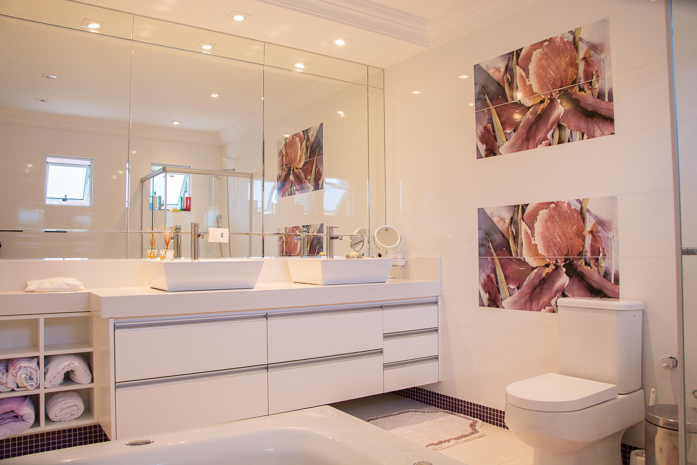 Hotelowa łazienka. Urządzamy!