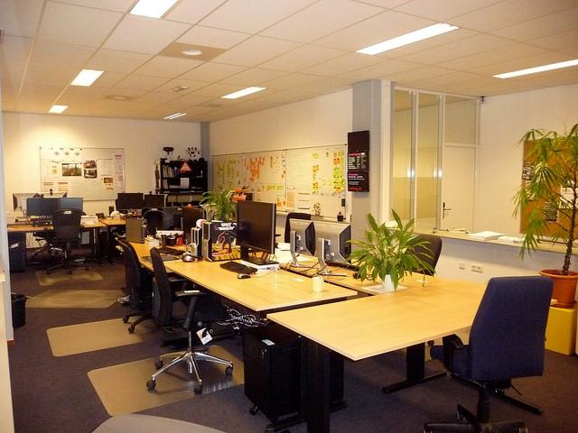 Najważniejsze w biurze? Krzesło!