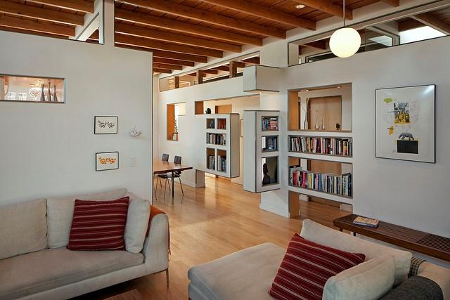 Zainspiruj się biurem – styl loftowy w domowych wnętrzach!