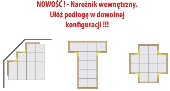 sposoby układania podłogi