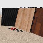 panel podłogowy ekspozycja