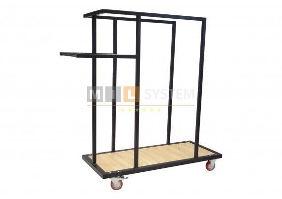 Wózek do stołów prostokąt