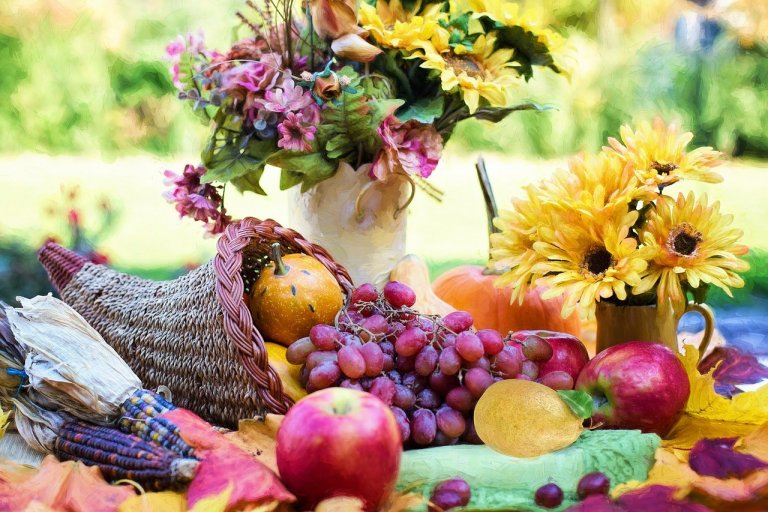 Jesienna odsłona restauracji