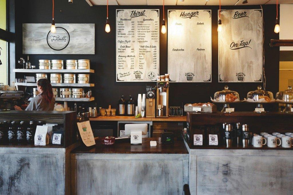 Jak urządzić kawiarnię?