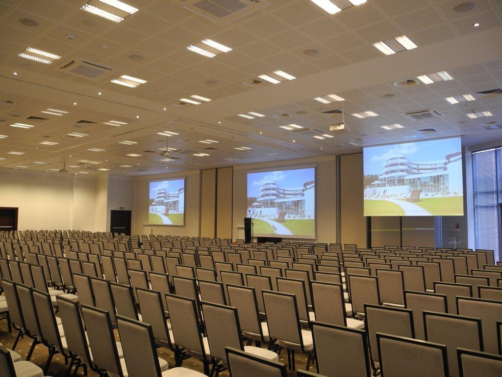 Sala konferencyjna w hotelu – dlaczego warto?