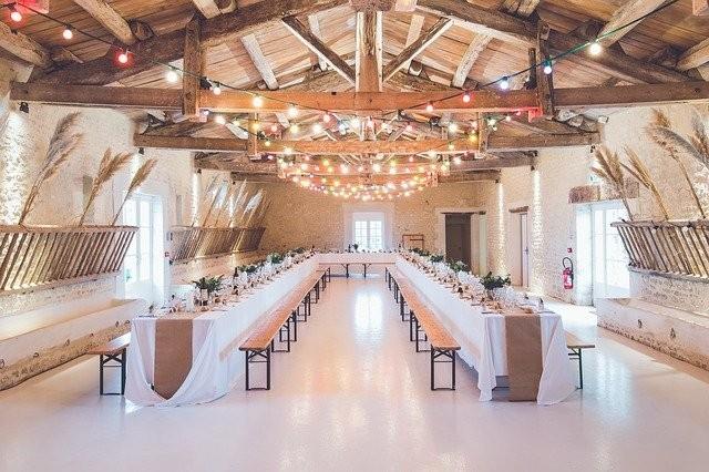 Organizacja oraz wyposażenie kameralnego przyjęcia weselnego